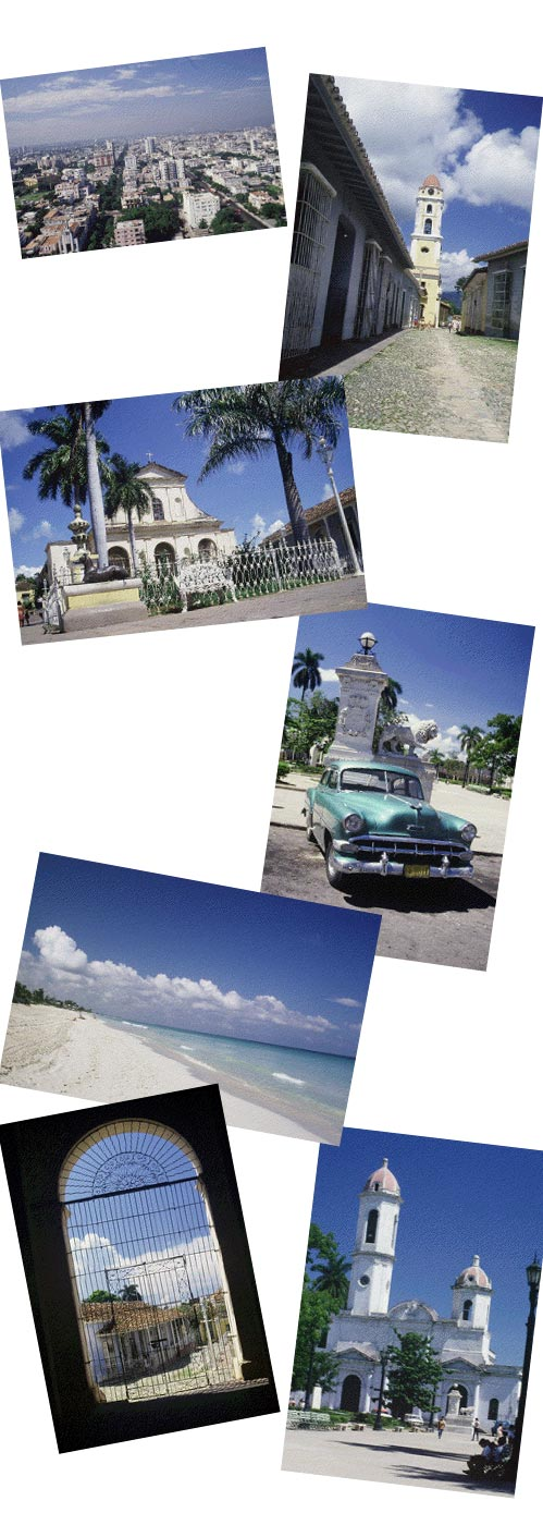 Cuba, perle des Caraïbes